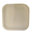 """Thumbnail: Palm Leaf Square Plates 6"""" Inch (Set of 100/50/25)"""