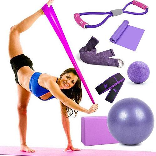 7 Pieces Fitness Training Set