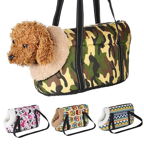 Cozy Soft Shoulder Bag Pet Carrier