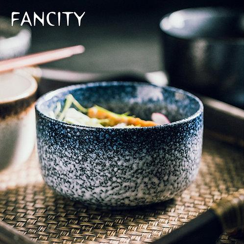 Small Ceramic Rice/Soup/Salad Bowl