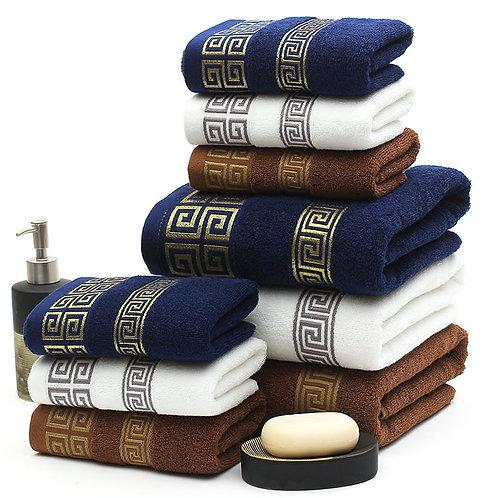 Cotton Towel Set Towels