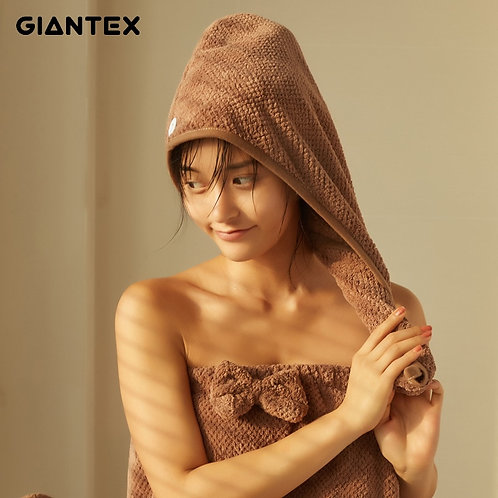 Cotton Hair Towel