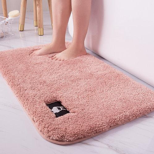 Soft Microfiber Bathroom Non-Slip Bath Mat