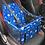Thumbnail: Thick Travel Folding  Waterproof Pet Car Seat Bag