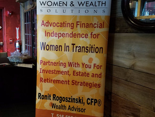 The Why and The Thank You Behind Women & Wealth Solutions