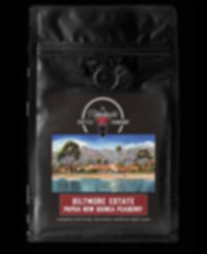 Montecito Coffee Company Biltmore Estate Papua New Guinea Peaberry