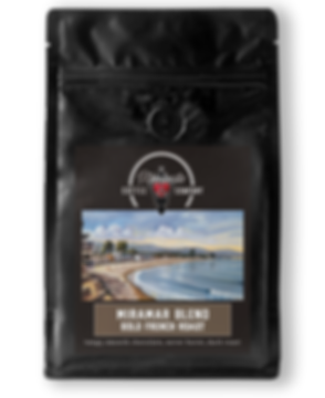 Montecito Coffee Company Miramar Blend French Roast
