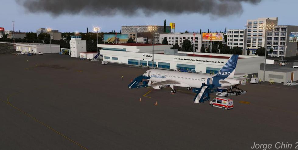 XP11 Chiclayo | Flightsimscenery
