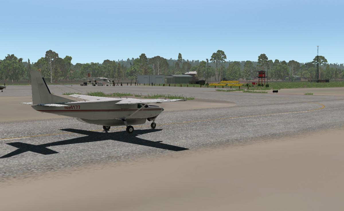 Flightsimscenery   XP11 Malvinas