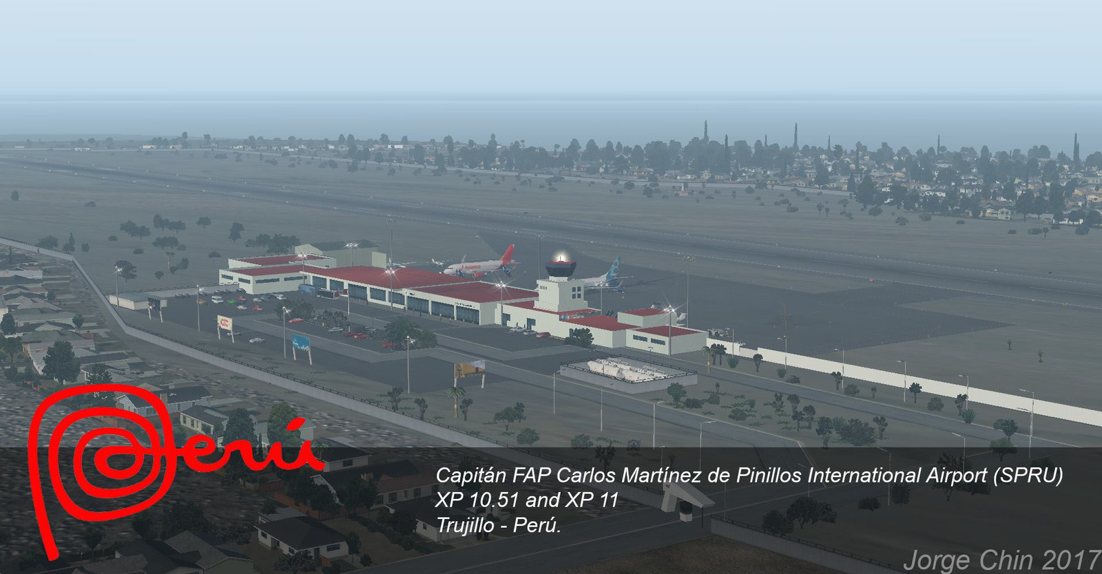 Flightsimscenery   XP11 Trujillo