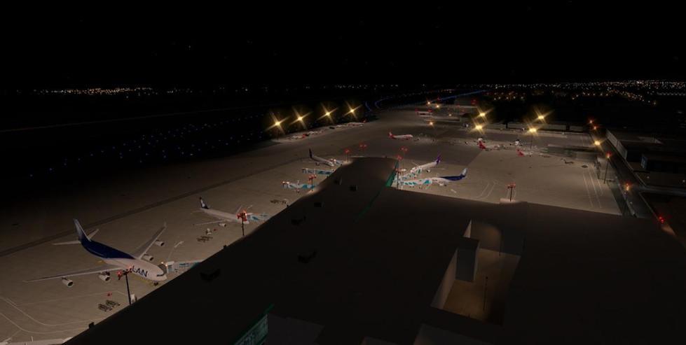 XP11 Lima | Flightsimscenery