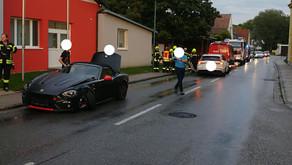 Einsatz: Autounfall