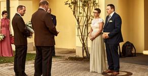 Hochzeit am 18.09.2020