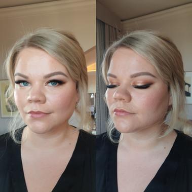 Makeup Tiina Willman Hair The Hare Studio