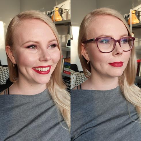 Makeup Tiina Willman