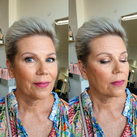 Makeup Tiina Willman Hair Paavo Rosberg