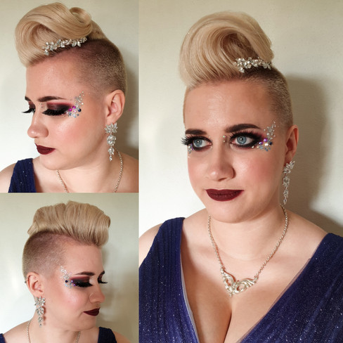 Makeup & hair Tiina Willman