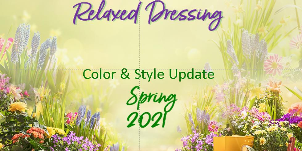 Spring/Summer 2021 Update