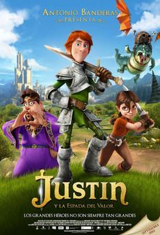 Justin y la espada de valor