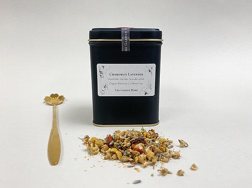 Large Chamomile Lavender - Organic Botanical Tea - No Caffeine