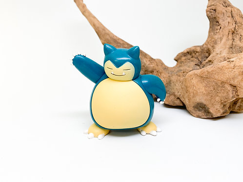 Pokemon Snorlax Figurine - Import from Japan