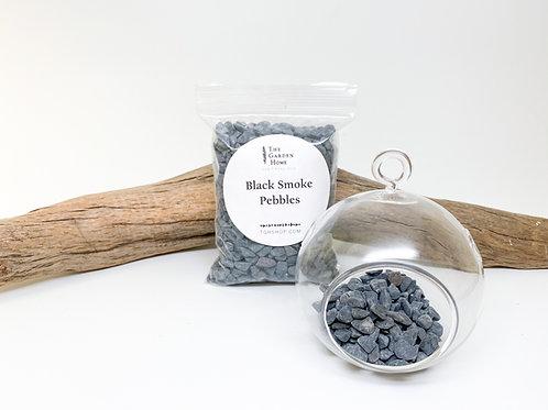 Black Smoke Pebbles