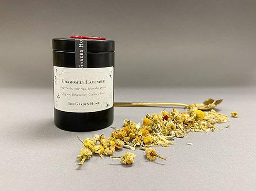 Organic Herbal Tea - Chamomile Lavender - Caffeine-Free