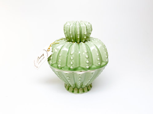 Cactus Jar Peony Scented Candle