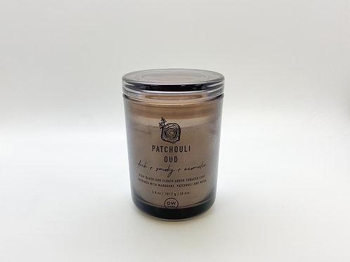 DW Home - Patchouli Oud Candle 3.8 oz
