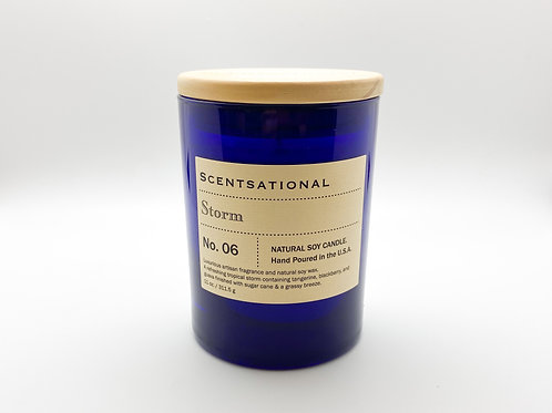 Scentsational - Storm - 11 oz. Natural Soy Candle
