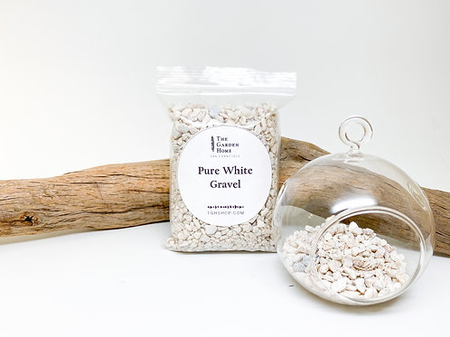 Pure White Gravel