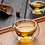 Thumbnail: Set of Two Double-Walled Borosilicate Glass Teacups 2oz