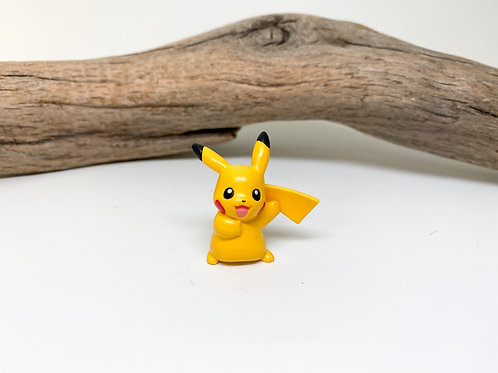 Pokemon Happy Pikachu Figurine