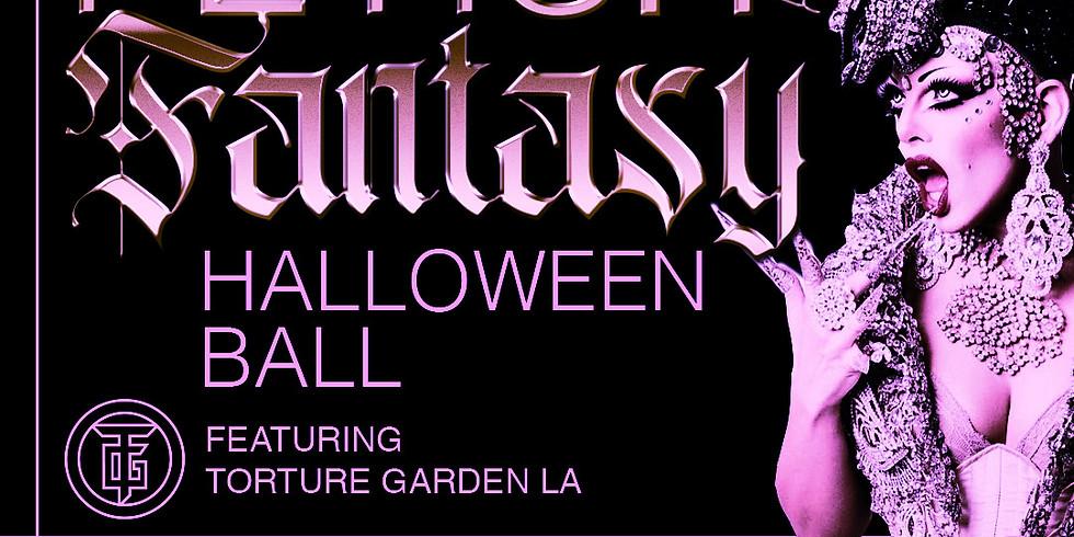 Fetish & Fantasy Halloween Ball Featuring Torture Garden LA