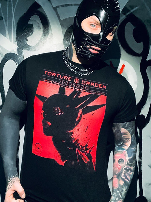 Torture Garden Los Angeles EXCLUSIVE Event T-SHIRT