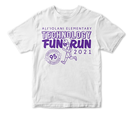Fun Run Shirt Design