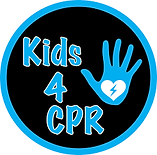Kids4CPR Logo