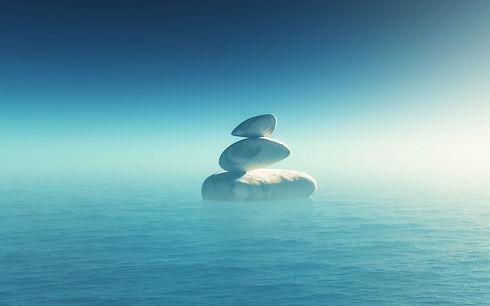 3d-landscape-with-balancing-pebbles-ocea
