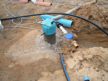 Quali sono le procedure tecniche a supporto della costruzione di un pozzo?