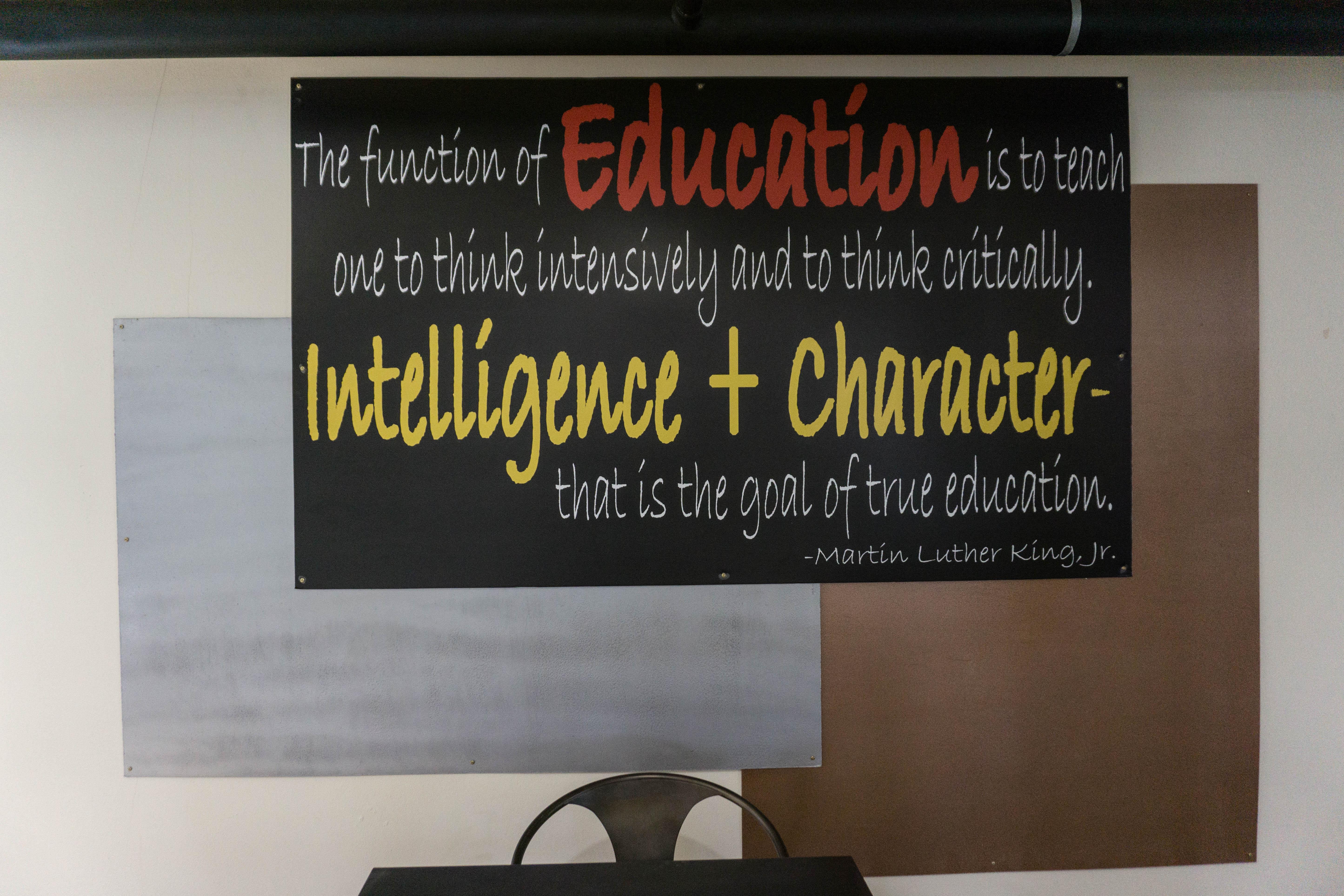 Education importance