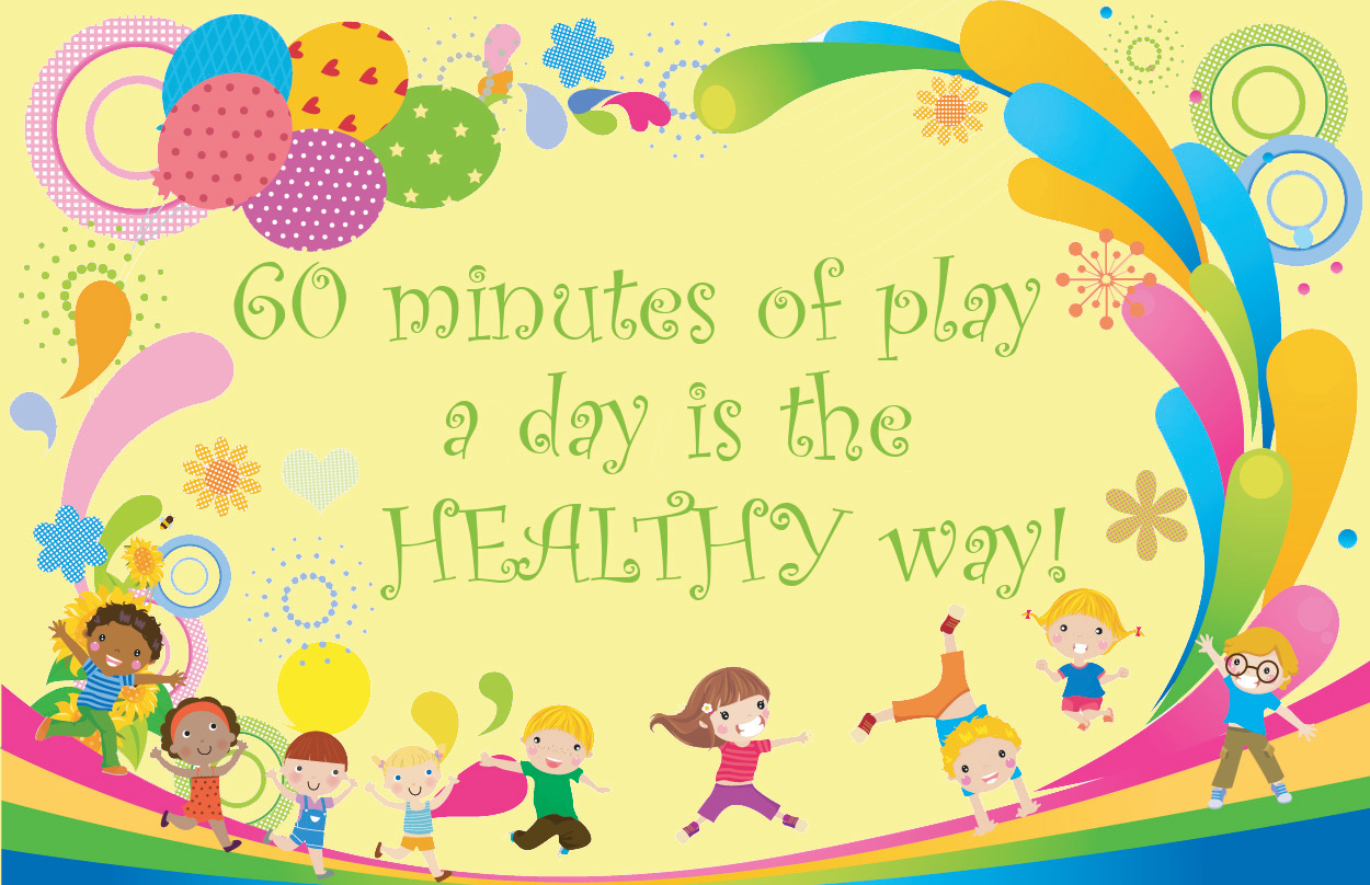 60 minutes a day