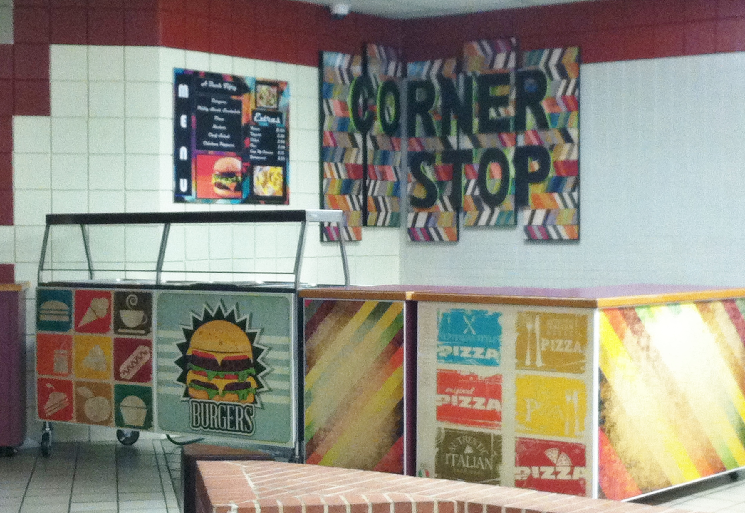Corner Stop
