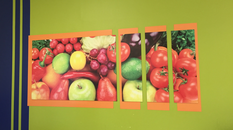 Vegetable/Fruit Sliced