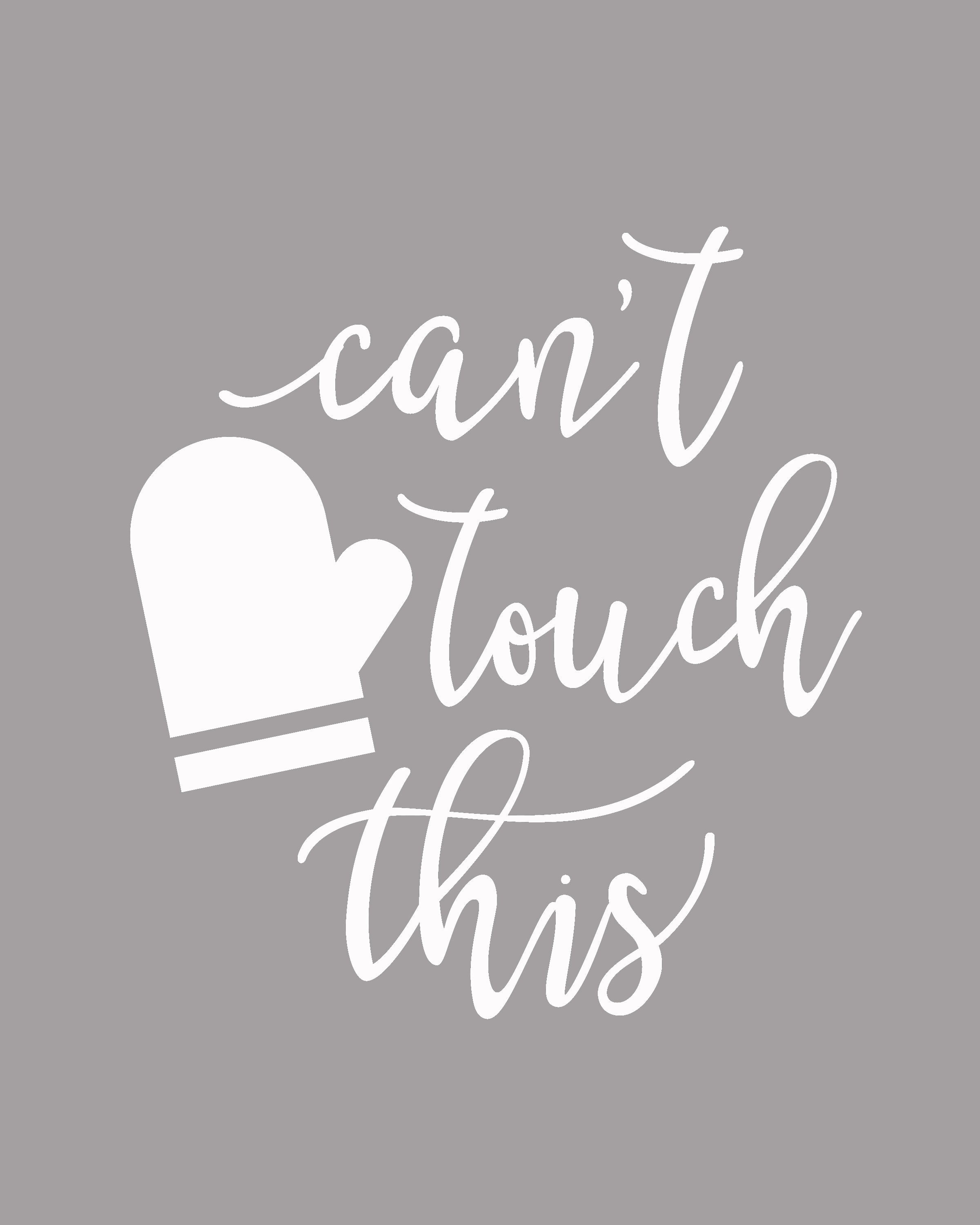 don't touch this