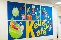 Kelley Kafe Name Board