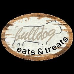 Bulldog Spirit Name Board