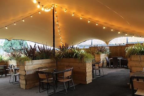 beer garden bookings