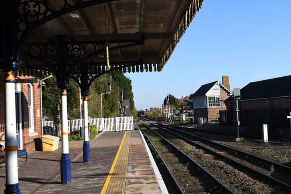 sleaford platform