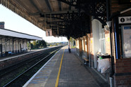 sleaford platform 1