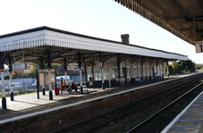 sleaford platform 2